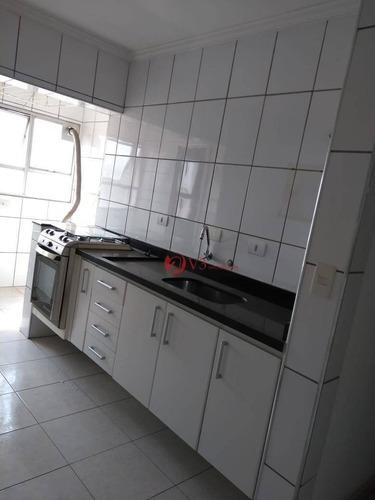 Apartamento, 70 M² - Venda Por R$ 325.000,00 Ou Aluguel Por R$ 1.600,00/mês - Vila Beatriz - São Paulo/sp - Ap0210