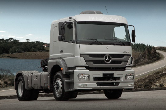 Mercedes Benz Axor 1933-36 Ls Tb Cd 2018