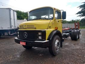 Mercedes-benz 1313 1985/1985 Chassi