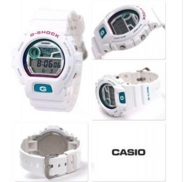 Relógio Casio G Shock Glx-6900-7, Glx6900 Original