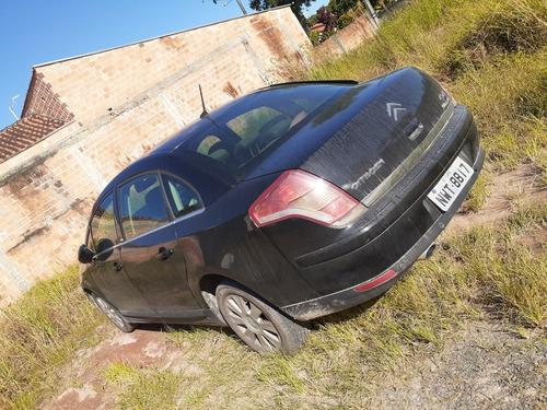 Citroën C4 Pallas 2.0 Exclusive Flex Aut. 4p 2011