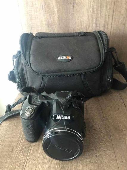 Cámara Nikon Coolpix L840 + Bolso