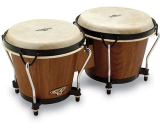 Bongo Cp 221 Dw Lp Perscussion Cp221 Dw Color Madera Oscura