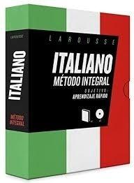 Italiano Método Integral (libro + Cd), Larousse #