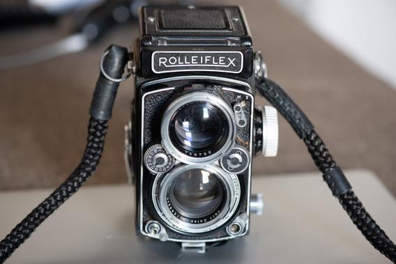 Rolleiflex 2.8d Planar Maravilhosa