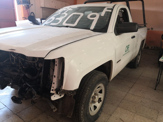 Chevrolet Silverado 2015 4.3 J Pickup 2500 Cab Reg Mt
