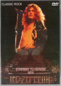Dvd Led Zéppelin Stairway To Heaven 1974 - Classic Rock Lacr