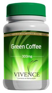 Café Verde(green Coffee) 300mg - 60 Cápsulas
