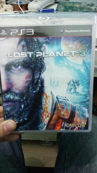 Lost Planet 3 Ps3 Fisico