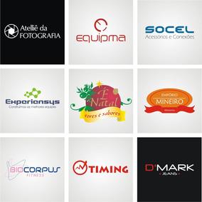 Criar Logomarca Logotipo Logo Marca