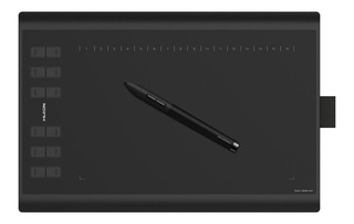 Tableta digitalizadora Huion Inspiroy NEW 1060PLUS-8192 Black