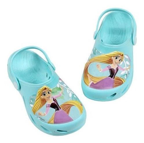 Babuche Ventor Kids Rapunzel Disney Original Frete Grátis