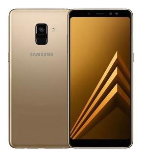 Telefono Celular Samsung A8 Plus 2018 a730f 32gb Ss Usado