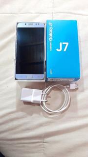 Celular Samsung J7 Pro 2017 16gb Dual Sim Excelente Estado