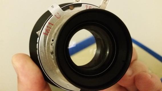 Objetiva Lente Rodenstock Sironar 150mm F/5,6 Compur #0