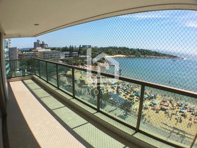 Apartamento Para Alugar No Bairro Praia Da Costa Em Vila - 1164-2