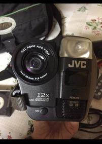 Câmera Filmadora Jvc Mini Cassete