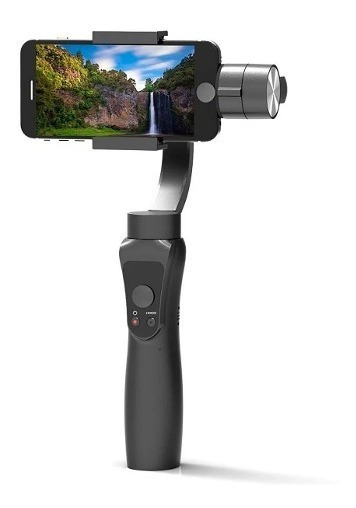 Estabilizador Câmera E Celular Portátil Com 3 Eixos Ideal Para Fotografia E Filmagem Profissional E Amadora