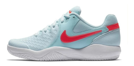 Damas Tenis Zapatillas Nike Air Zoom Resistance