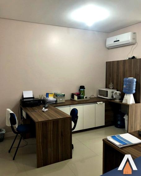 Acrc Imóveis - Sala Comercial - Navegantes - Mobiliado - 29m² - Sa00469 - 34050817