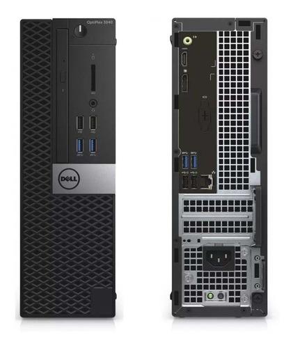 Cpu Dell Optiplex 3040 Core I5 6ªg 4gb Ssd 120 Wifi Hdmi