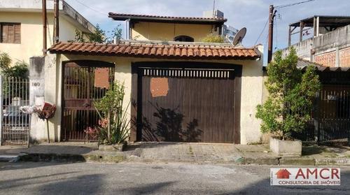 Imagem 1 de 28 de Sobrado Com 3 Dormitórios À Venda, 187 M² Por R$ 638.000,00 - Jardim Três Marias - São Paulo/sp - So0728