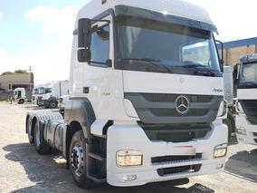 Mercedes-benz Axor 2544 6x2 2013 / Financiamos