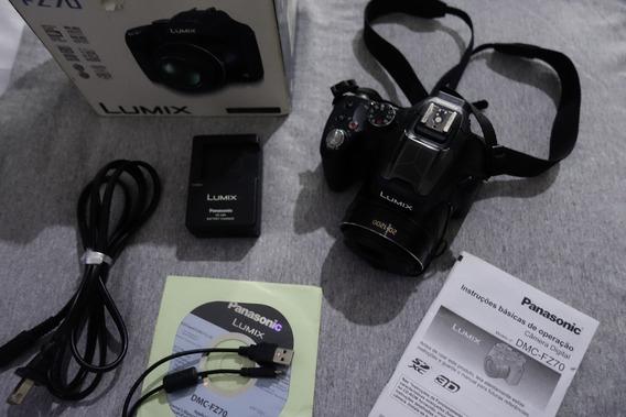Panasonic Lumix Dmc-fz70 Zoom Óptico 60x Sensor Cmos 16mp