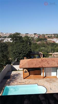 Sobrado Com 5 Dormitórios À Venda, 440 M² Por R$ 1.400.000 - Bonfim Paulista - Ribeirão Preto/sp - So0165