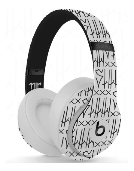 Beats Studio3 Wireless Headphones, Neymar Jr. Custom Edition