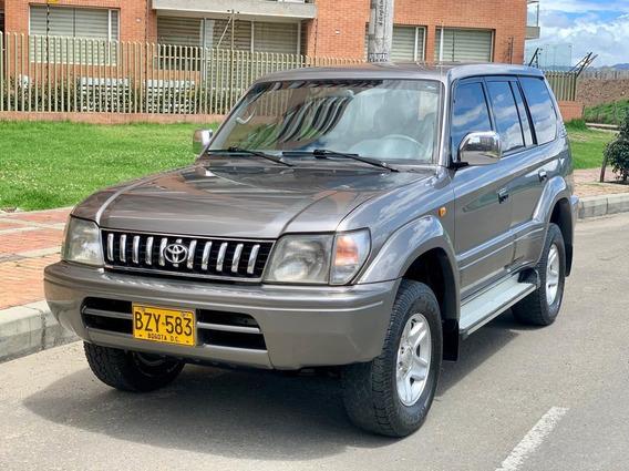 Toyota Prado Vx 3400 Automatica 4x4