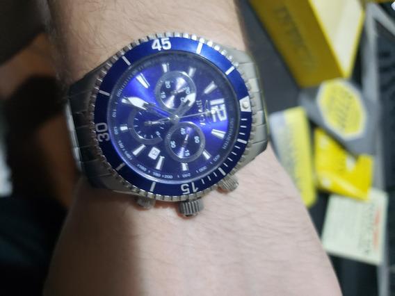 Relógio Invicta 0620 Original Comprado Em Miami