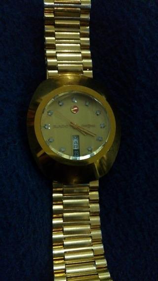 Reloj Rado Diastar Dorado