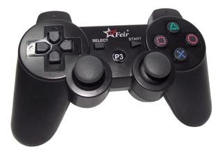 Controle joystick Feir FR-205 preto