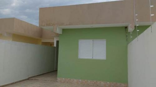 Casa No Bairro Savoy, Em Itanhaém, Ref. 5227 M H