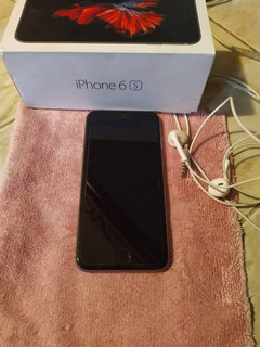 iPhone 6s Color Plata Liberado Para Todas Las Operadoras