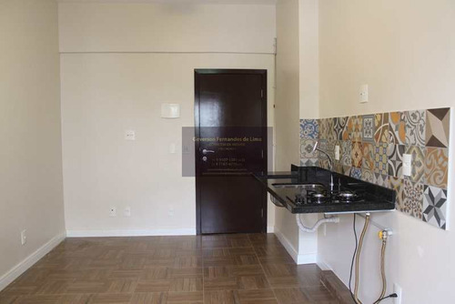 Imagem 1 de 11 de Apartamento Com 1 Dorm, Bela Vista, São Paulo - R$ 250 Mil, Cod: 173 - V173