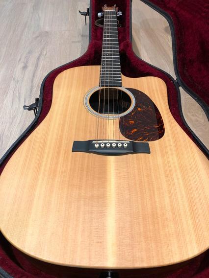 Guitarra Electroacustica Martin & Co Dcpa5k Koa Con Estuche