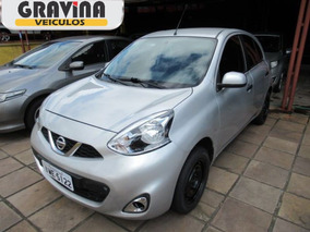 Nissan March 1.0 S 2015