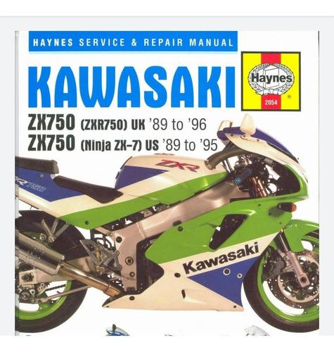 Ninja Kawasaki Zx7 Modelo 1992