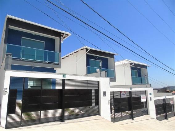 Casa Com 3 Quartos Para Comprar No Santo Antônio Em Sarzedo/mg - 539