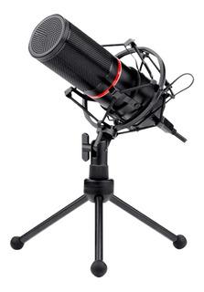 Microfono Pc Redragon Blazar Gm300 Tripode Usb Streaming