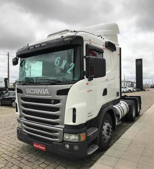 Scania G 400 - Selectrucks