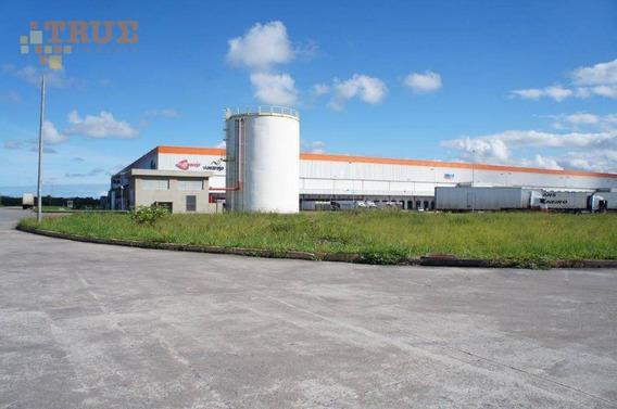 Terreno De 210.000 M2 Localizado Dentro Do Condomínio De Logística Industrial Cone Multimodal 02 - Te0057