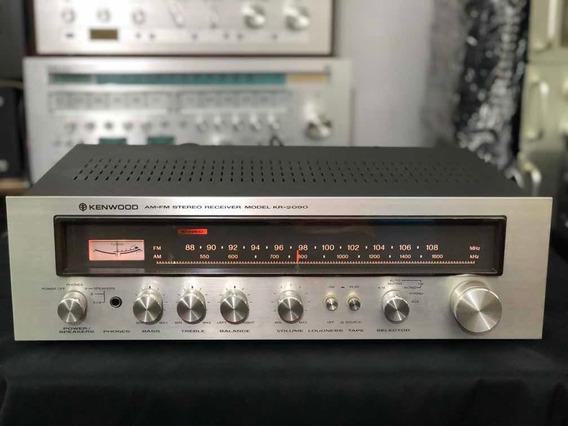 Receiver Kenwood Kr-2090 Ñ Marantz Sansui Pioneer Sony Akai