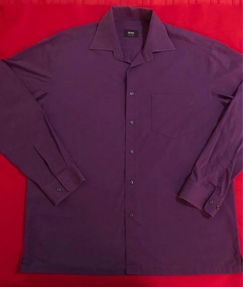 Camisa Hugo Boss 100% Original Talla Xl/no Lacoste Calvin
