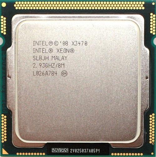 Processador Core I7 880 = X3470 3.60ghz 1156 + Pasta Térmic