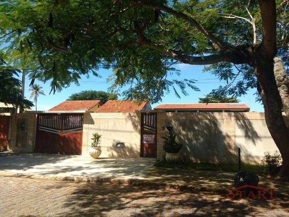 Casa Residencial À Venda, Palmeiras, Cabo Frio. - Ca0145