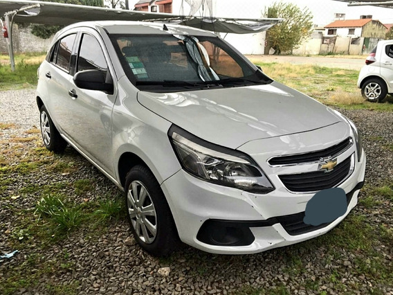 Chevrolet Agile 1.4 Ls 2014