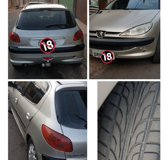 Peugeot 206+ Sport Holiday